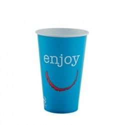 Huhtamaki Enjoy Paper Cold Cups 12oz