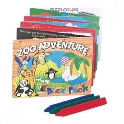 Crafti's Kids Activity Pack Assorted Animals