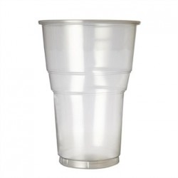Plastico Premium Pint Glass CE Marked