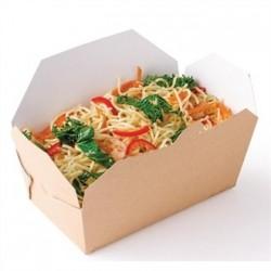 Rectangular Food Carton