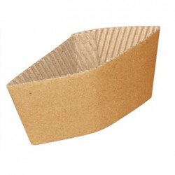Corrugated Cup Sleeves for 12/16oz Cups