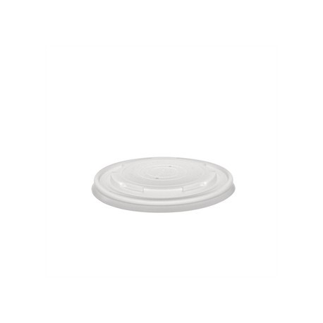 Vegware Compostable Soup Container Lids 12/16oz