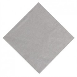Duni Lunch Napkin Grey 330mm