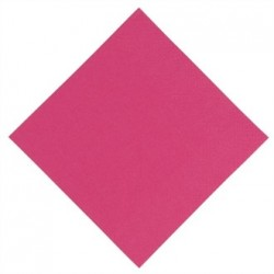 Duni Lunch Napkin Fuschia 330mm