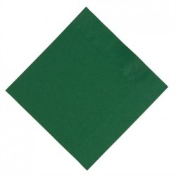 Duni Lunch Napkin Dark Green 330mm