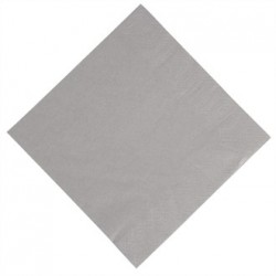 Duni Dinner Napkin Granite Grey 400mm