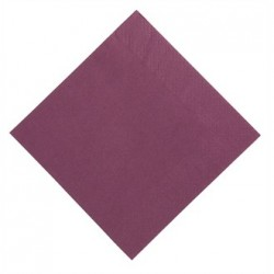 Duni Dinner Napkin Plum 400mm