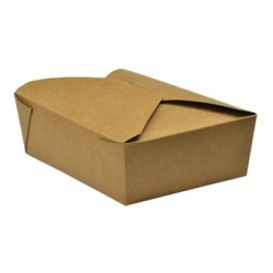 Vegware No5 Food Cartons 1.05Ltr