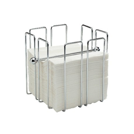 Olympia Napkin Holder with Weight 190 x 190mm