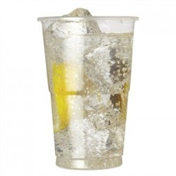 Disposable Glass 10oz To Brim