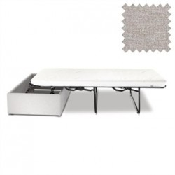 Jay-Be Contract Footstool Bed in Mink Colour