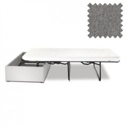 Jay-Be Contract Footstool Bed in Slate Colour