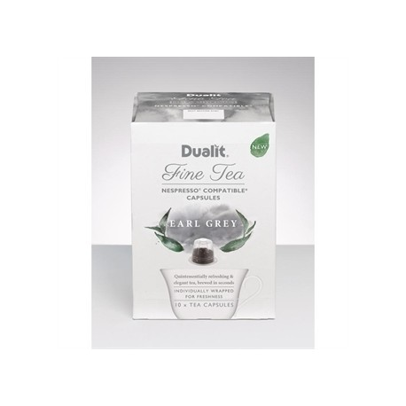 Dualit NX Earl Grey Tea Capsule