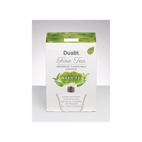 Dualit NX Green Tea  Capsule