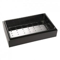 APS Frames Dark Wood Ice Box