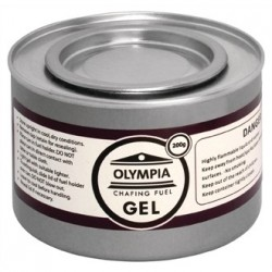 Chafing Gel Fuel 200g Pack Quantity 12