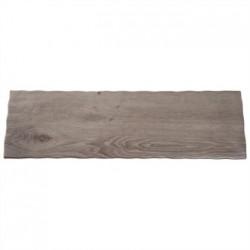 APS Wood Effect Melamine Tray GN 2/4