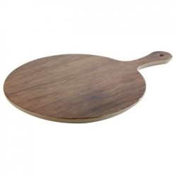 APS Oak Effect Round Handled Paddle Board 300mm