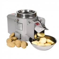 Metcalfe Potato Rumbler Aluminium NA10 with Installation Kit