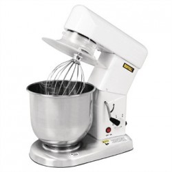 Buffalo Stand Mixer 7Ltr White