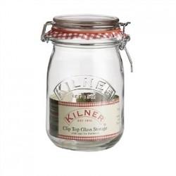 Kilner Clip Top Preserve Jar 1Ltr