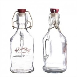 Kilner Clip Top Bottle with Handle 200ml