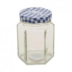 Kilner Hexagonal Twist Top Jar 110ml