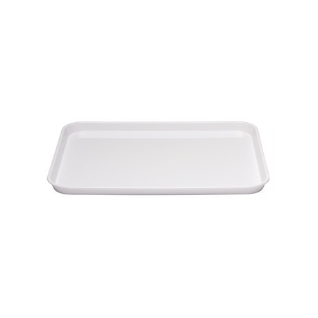 High Impact ABS Food Tray 12in