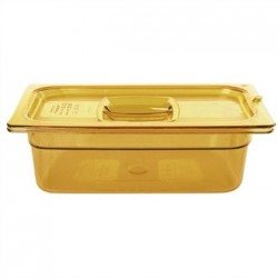 Rubbermaid Polycarbonate 1/3 Gastronorm Container 100mm