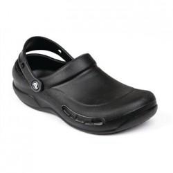 Crocs Black Bistro Clogs 36