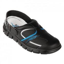 Abeba Microfibre Slip On Clogs Size 41