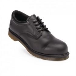 Dr Martens Unisex Classic Black Icon Safety Shoe 36