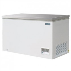 Polar Chest Freezer with Stainless Steel Lid 339Ltr