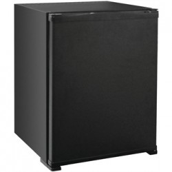 Polar Silent Hotel Room Fridge Black 30Ltr