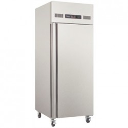 Lec Single Door Fridge Stainless Steel 700Ltr CLGN700ST