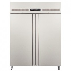 Lec Single Door Fridge Stainless Steel 1400Ltr CLGN1400ST