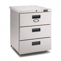 Foster 3 Drawer 150Ltr Under Counter Fridge HR150 13/106