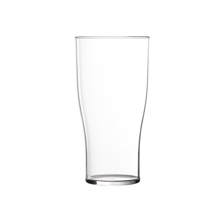 Polystyrene Beer Glasses 285ml CE Marked
