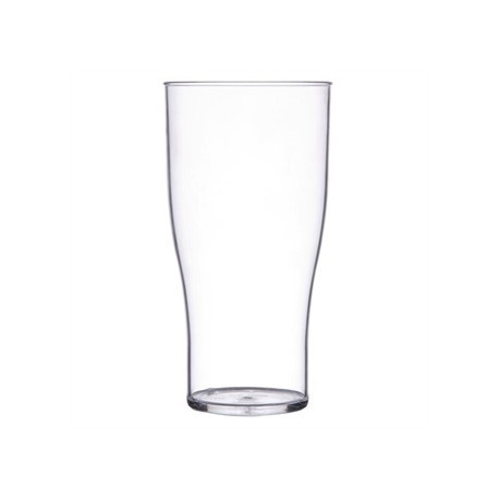 Polystyrene Beer Glasses 570ml CE Marked