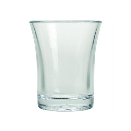 Polystyrene Shot Glasses 25ml