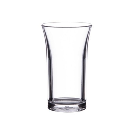 Polystyrene Shot Glasses 50ml CE Marked