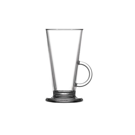 BBP Polycarbonate Latte Glasses 230ml