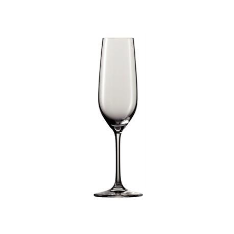 Schott Zwiesel Vina Crystal Champagne Flutes 227ml