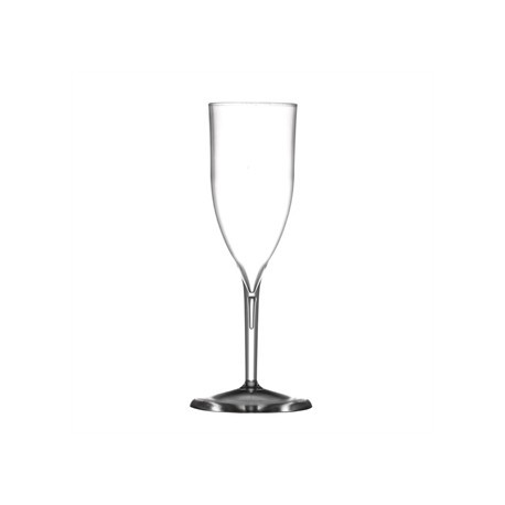 Polystyrene Champagne Flutes 184ml