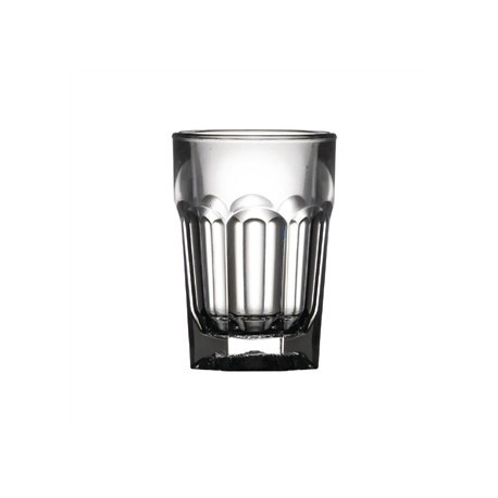 BBP Polycarbonate Shot Glasses 25ml CE Marked