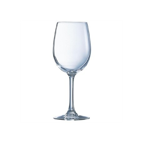 Chef & Sommelier Cabernet Tulip Wine Glasses 350ml CE Marked at 175ml and 250ml