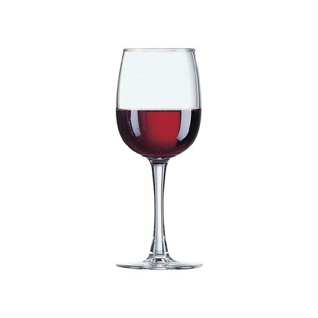 Arcoroc Elisa Wine Glasses 300ml CE Marked at 250ml