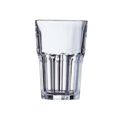 Arcoroc Granity Hi Ball Glasses 290ml CE Marked