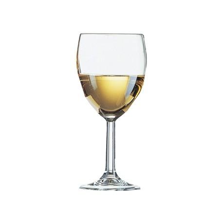 Arcoroc Savoie Grand Vin Wine Glasses 350ml CE Marked at 250ml