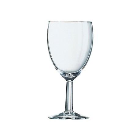Arcoroc Savoie Wine Glasses 190ml CE Marked at 125ml